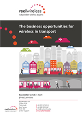 The business opportinities for wireless in transport