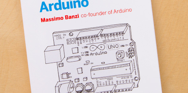 by Massimo Banzi, co-founder of Arduino