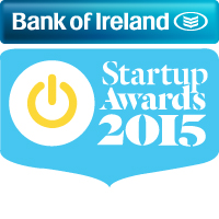 Bank of Ireland Start-up Awards 2015 logo