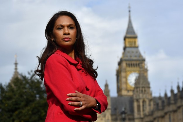 Gina Miller argued that only parliament has the right to lead Britain out of the EU and that there should be a full debate in Westminster. Ben Stansall / AFP / Getty Images