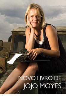 Novo livro de Jojo Moyes