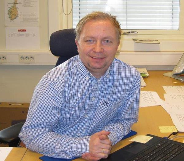 Thomas Løkken, Teknisk sjef i Hunton