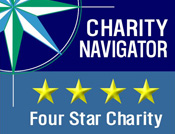 HonestReporting Rated 4 Stars by Charity Navigator