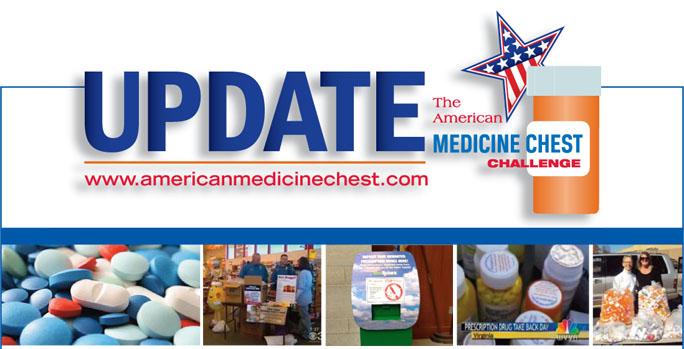 Update: American Medicine Chest