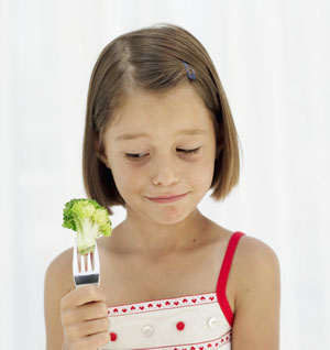 Better-Educated Parents Feed Children Fewer Fats And Less Sugar